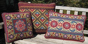 Anatolia 06 colors coordinated with Moghul 04 colors