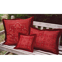 Basilica, Small Basilica and Basilica Back Pillow - 03 colors