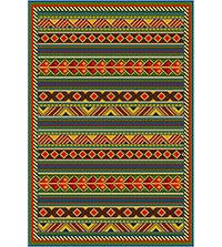 Berber Stripe Small Rug - 02 colors