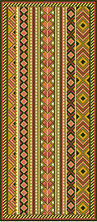 Long Berber Rug 06 colors