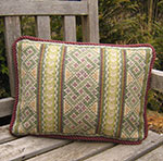 Pillow Pattern: CELTIC KNOT