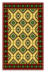 Karakum Rug 01 colors