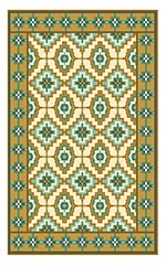 Karakum Rug 02 colors