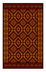 Karakum Rug 03 colors
