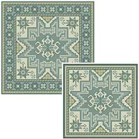 Kilim 07 sea breeze