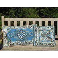 Lindisfarne Accent and Back Pillow 02