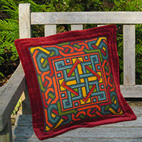 Lindisfarne Accent Pillow 01 colors