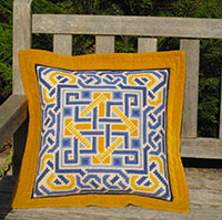 Lindisfarne Accent Pillow 04 colors