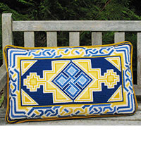 Lindisfarne Back Pillow 04 colors