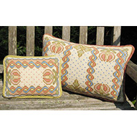 Morville Accent & Morville Back Pillow 04