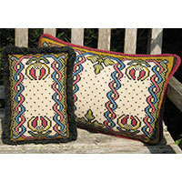 Morville Accent & Back Pillow 03