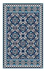 Nilos Rug - shown in 03 colors