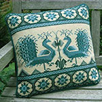 Pillow Pattern: SHALIMAR