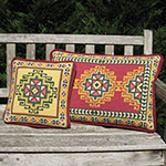 Pillow Patterns: SOUMAK GROUP