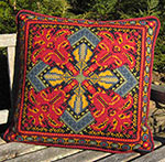 Pillow Pattern: TOPKAPI
