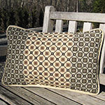 Pillow & Upholstery pattern: 12th CENTURY GEOMETRIC