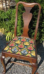 Newport chair seat